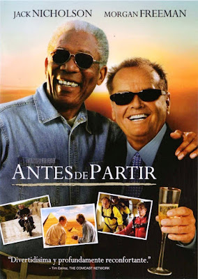 The Bucket List 2007 DVDR NTSC Latino