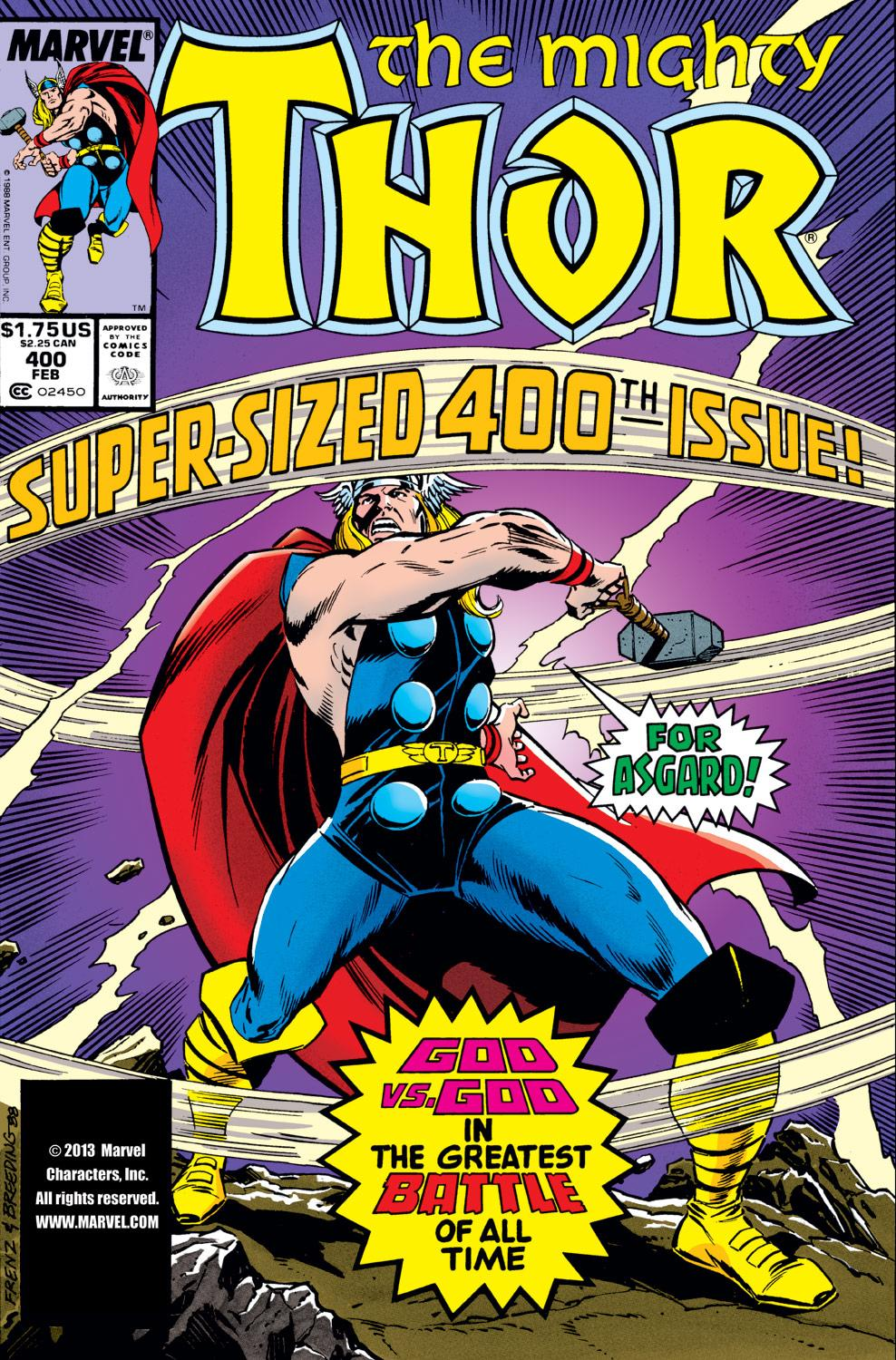 Thor (1966) 400 Page 1