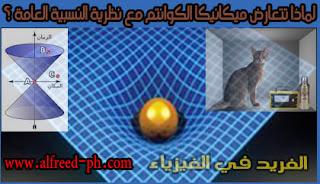 ميكانيكا الكم ونظرية النسبية