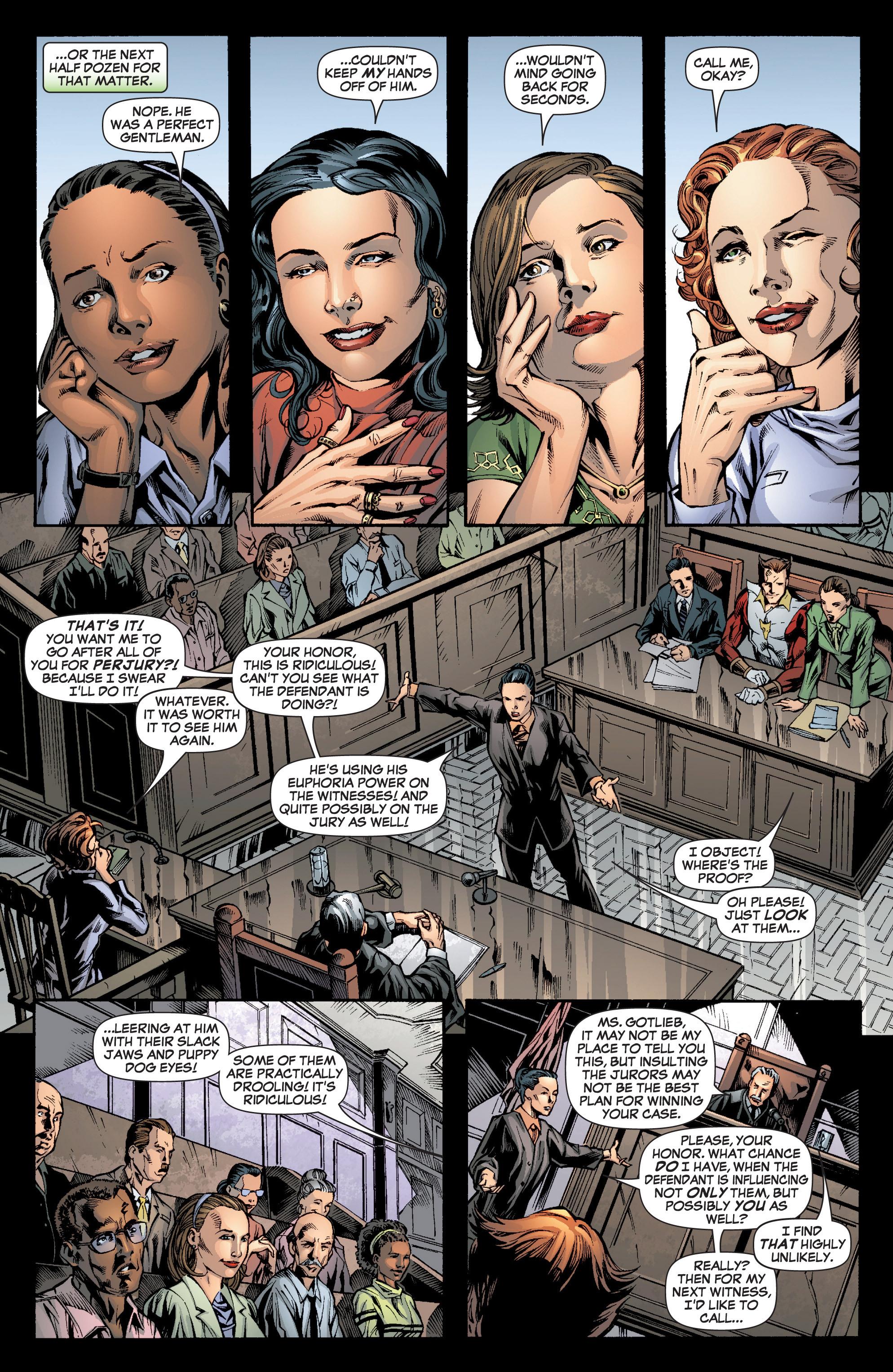 Read online She-Hulk (2005) comic -  Issue #7 - 7