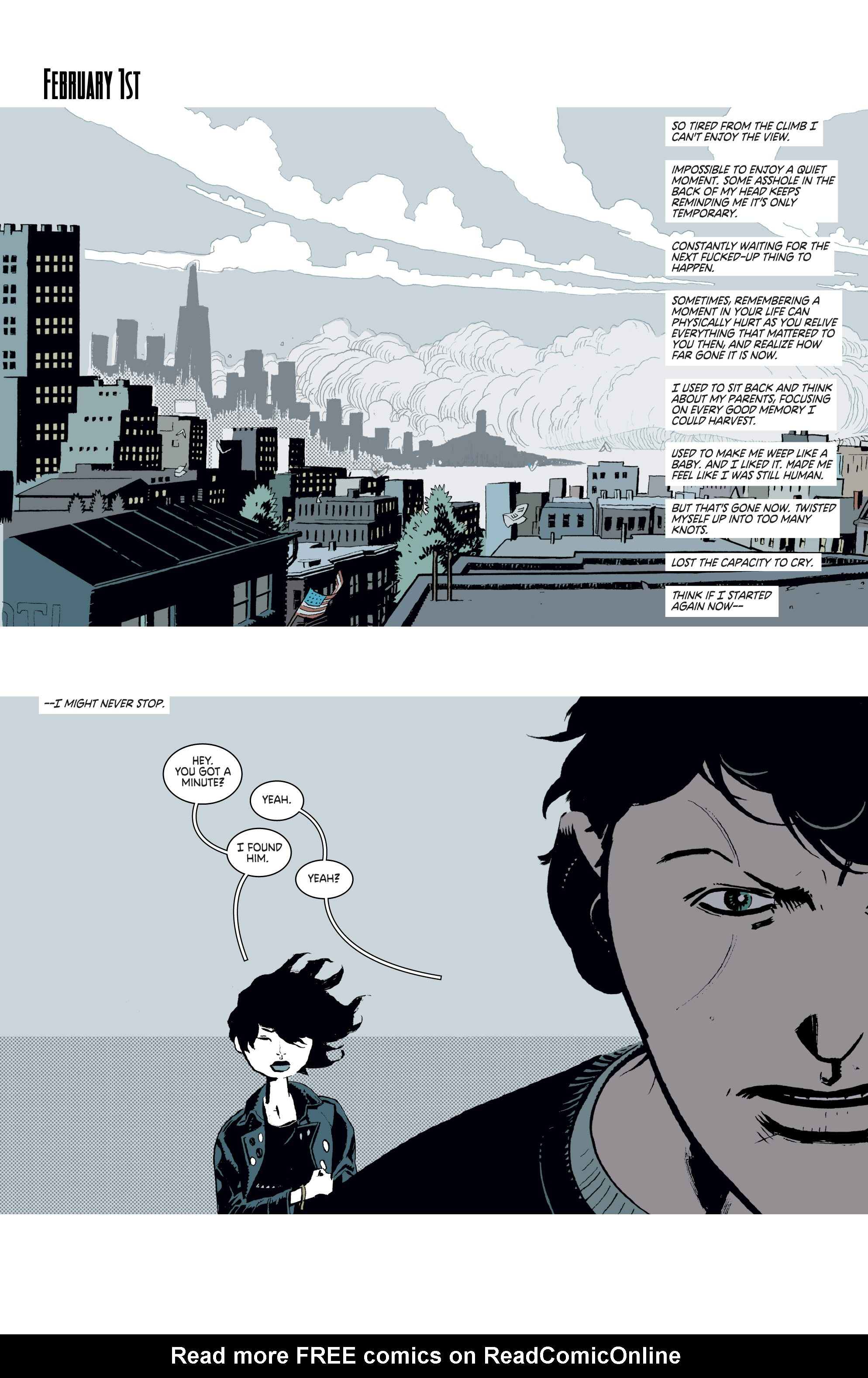 Read online Deadly Class comic -  Issue #8 - 3