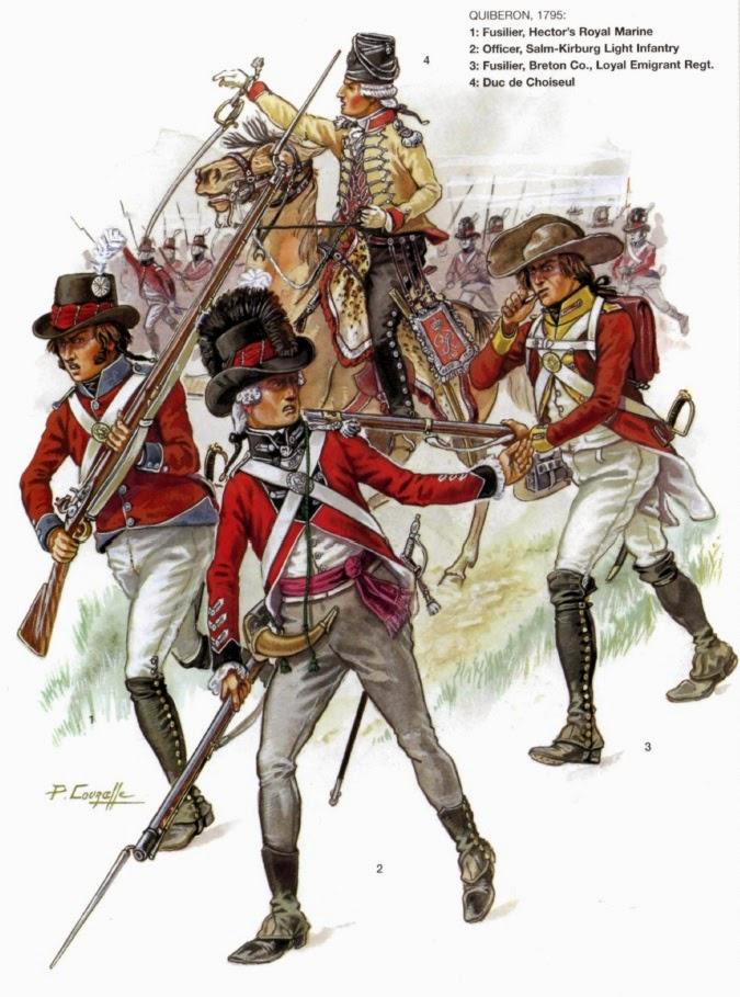 Émigré Armies: Expedition to Quiberon, (June–July 1795)