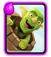 Kartu Goblin Barrel Clash Royale
