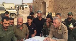 العراق : قوات الحشد الشعبي تعلن انطلاق الصفحة الثانية لتحرير غرب قضاء الحويجة