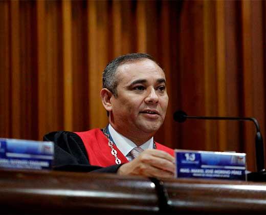 ¡UN SANTO PUES! Maikel Moreno: Nunca haremos nada que atente en contra de la estabilidad del país