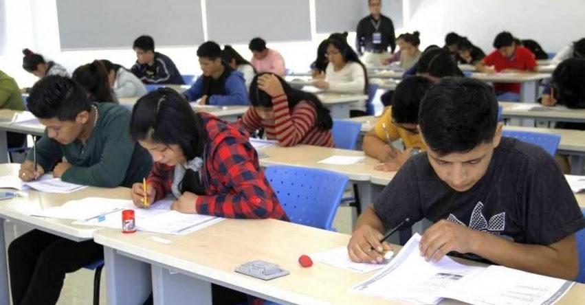 BECA 18: Más de 45 mil estudiantes inscritos para Examen Nacional de Preselección - PRONABEC - www.pronabec.gob.pe