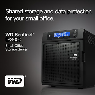 WD® DELIVERS NEW LINE OF NETWORK STORAGE SERVERS FOR SMALL TO MEDIUM BUSINESSES