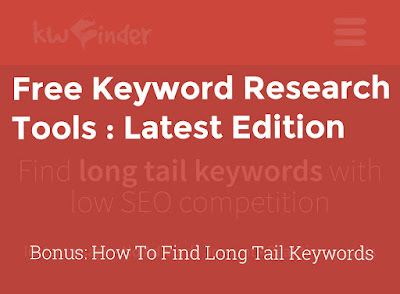 free-keyword-research-tools-latest-edition