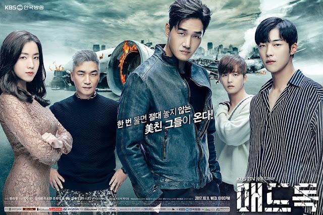 Download Drama Korea Mad Dog Batch Subtitle Indonesia