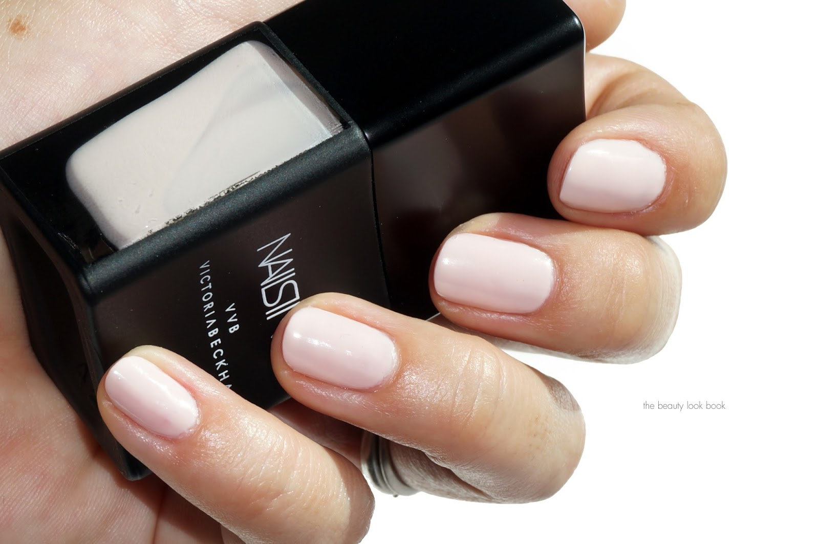 Victoria Victoria Beckham X Nails Inc Duo In Bamboo White