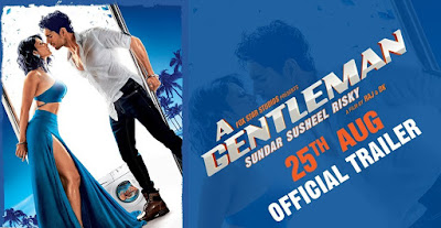 a gentleman hindi movie