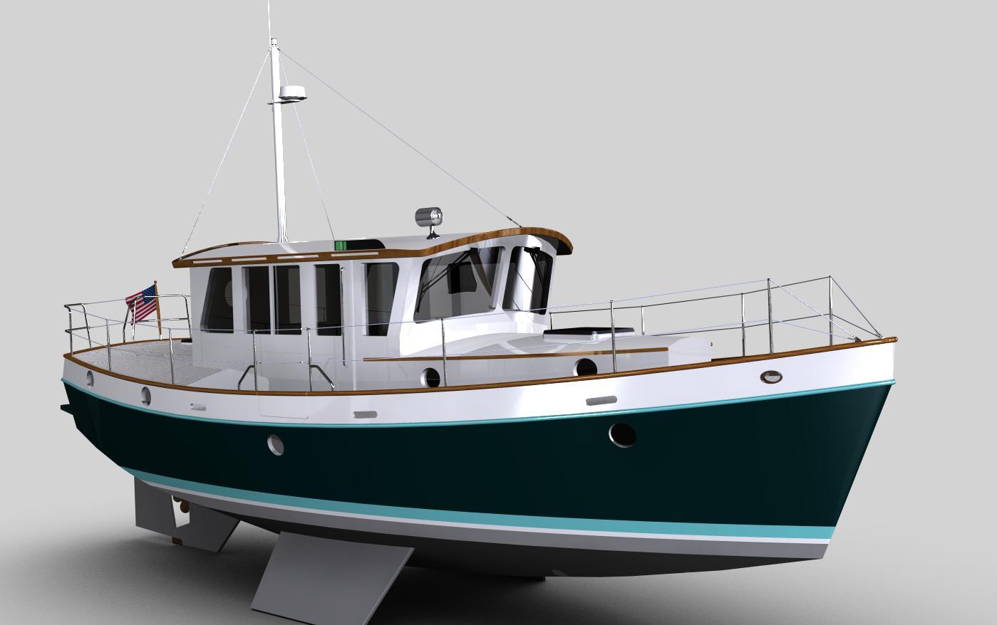Westlawn Boat Design School