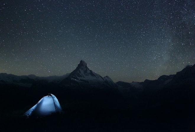 Chiêm ngưỡng vẻ đẹp của mẹ thiên nhiên trên dãy Alps hùng vỹ