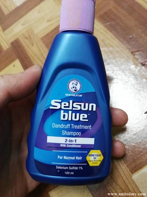 Selsun Hair shampoo