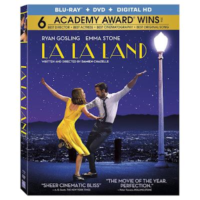 Cover of LA LA Land DVD