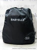 Kereta Bayi LightWeight BABYELLE BS703AL Smart