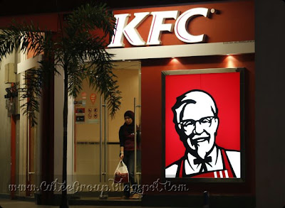 KFC Kentucky Fried Chicken is one of the world's largest chain of fried chicken fast food restaurant. It is popularly known by its abbreviation KFC, across the globe. It has over 17,000 outlets in 105 countries