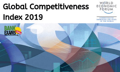 Global Competitiveness Index 2019: Highlights - BankExamsToday