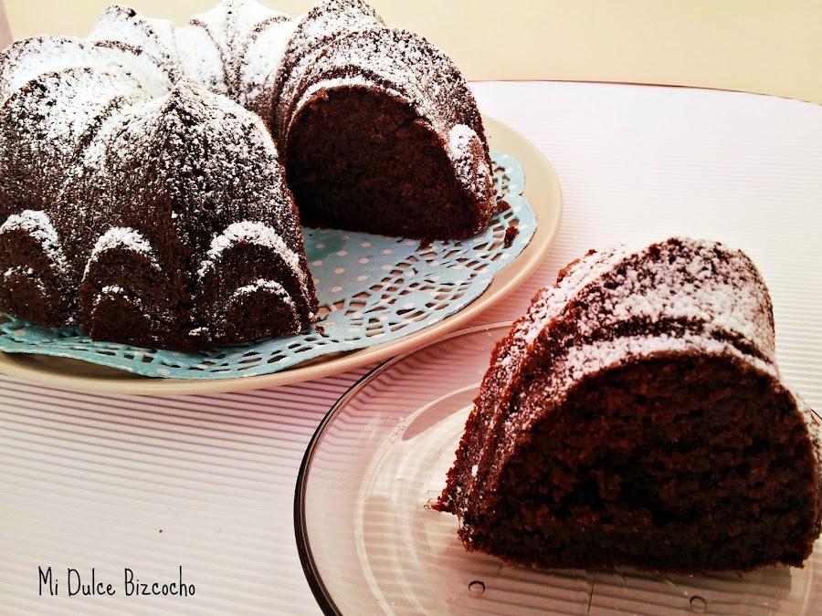 Bundt Cake de Remolacha