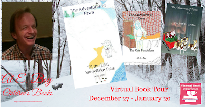 The Adventures Of Fawn: 'Til The Last Snowflake by Al E. Boy Book Tour