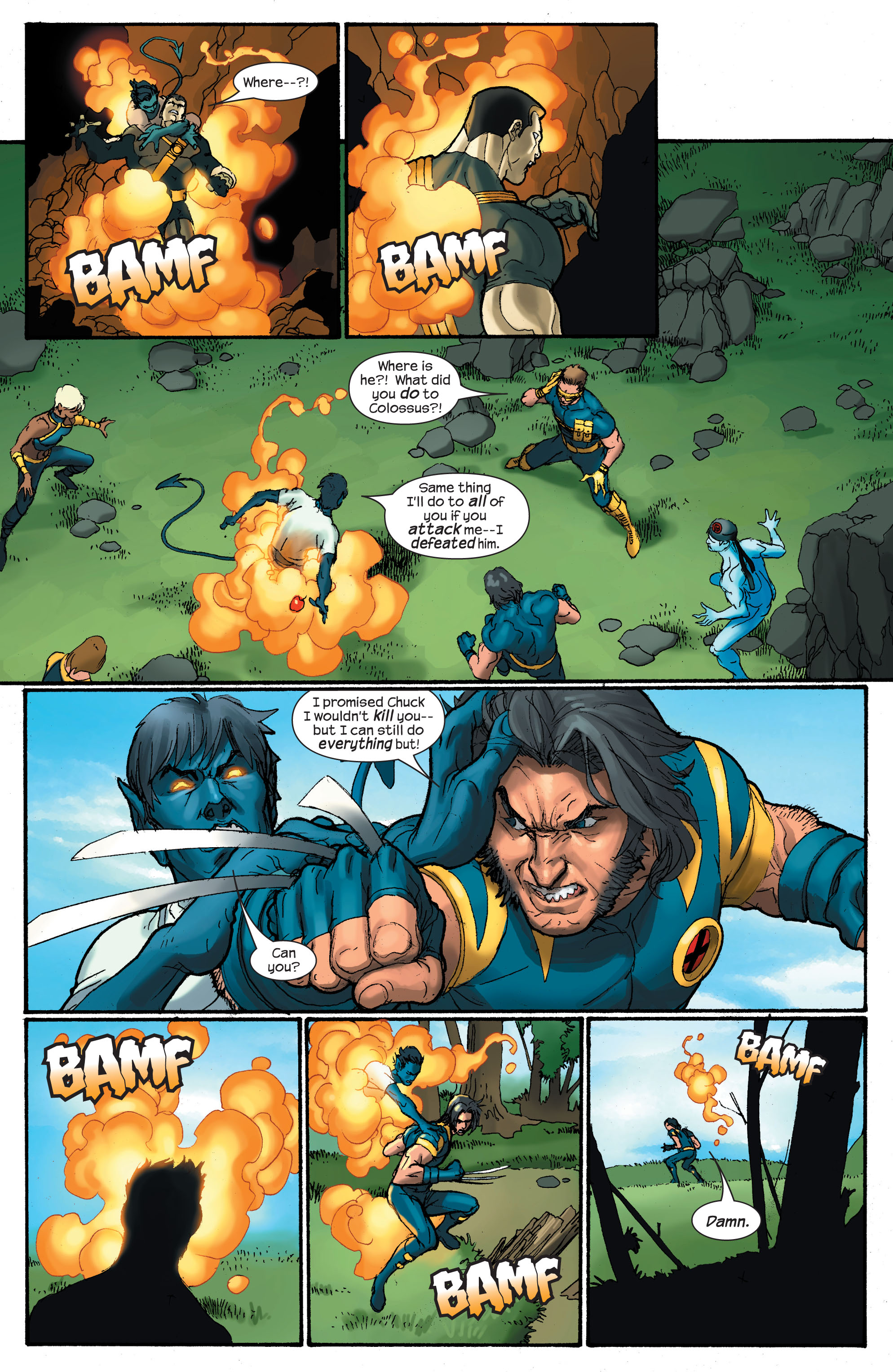 Read online Ultimate X-Men comic -  Issue # _Annual 2 - 26