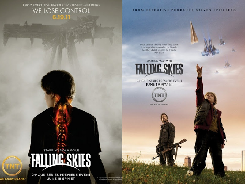 Series a ver: Mildred Pierce y Falling Skies