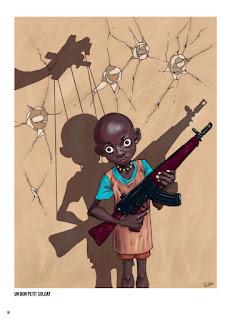 REVOLUTIONARY road - un bon petit soldat