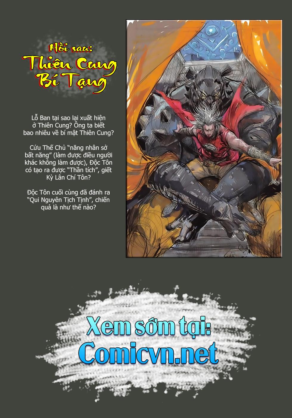 Thiết Tướng Tung Hoành Chap 192