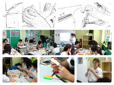 招募義工 :  紙藝共融到校服務 - 東華三院群芳啟智學校