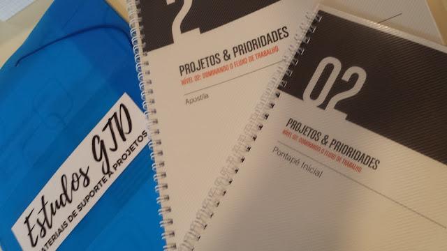 Curso GTD nível 2 - Projetos e Prioridades