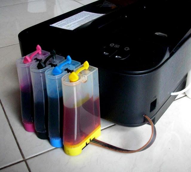 Cara Merawat Printer Infus Agar Printer Tahan Lebih Lama