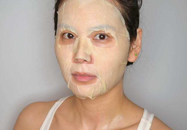 XOY Dark Choco Mask