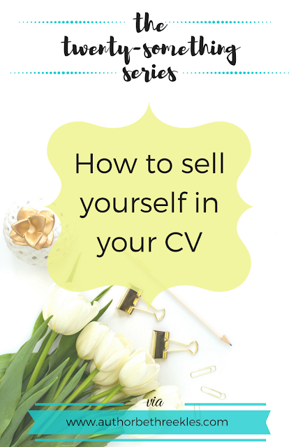 Writing a CV can be hard - and selling yourself in it, even harder. I share some advice and best practice tips in this post.