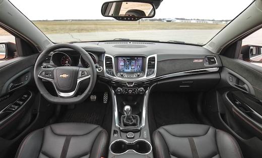 2019 Chevrolet Impala SS Specs