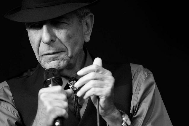 Έφυγε απο την ζωή ο Leonard Cohen
