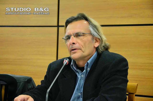 Ν. Πατσαρίνος: Παθογένειες στα έργα του οδικού δικτύου Πελοποννήσου