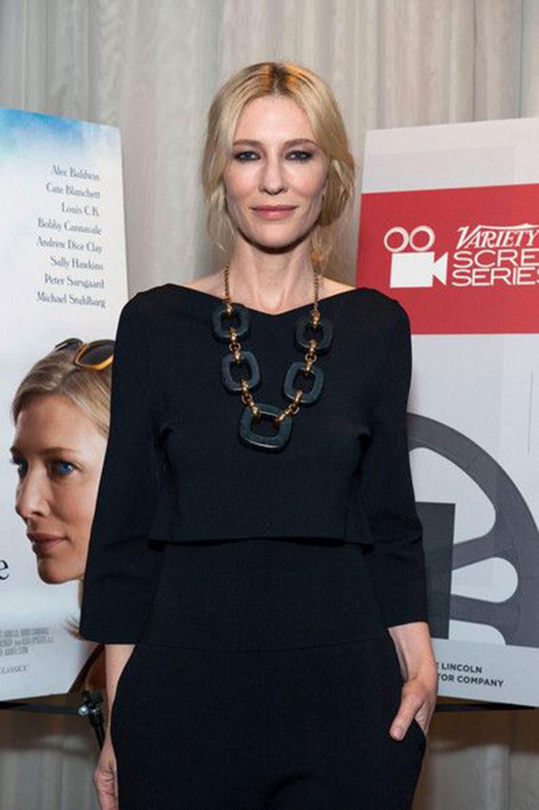 Cate Blanchett, analiza kolorystyczna, Jasne Lato