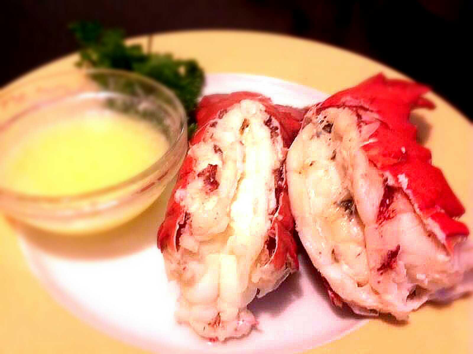 Food Network Steamed Lobster Tails