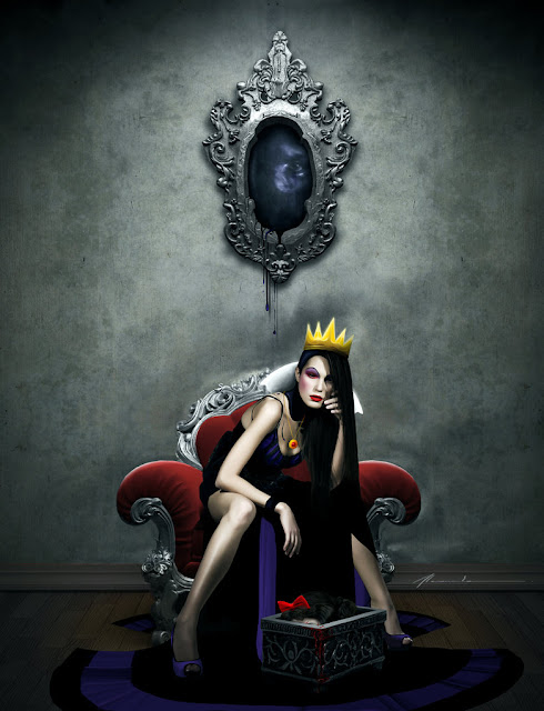 Fashion and Action: Evil Queen Alternate Art GalleryDisney Evil Queen Art