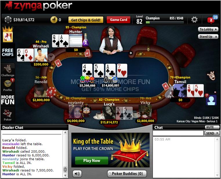 Texas holdem poker lucky bonus hack
