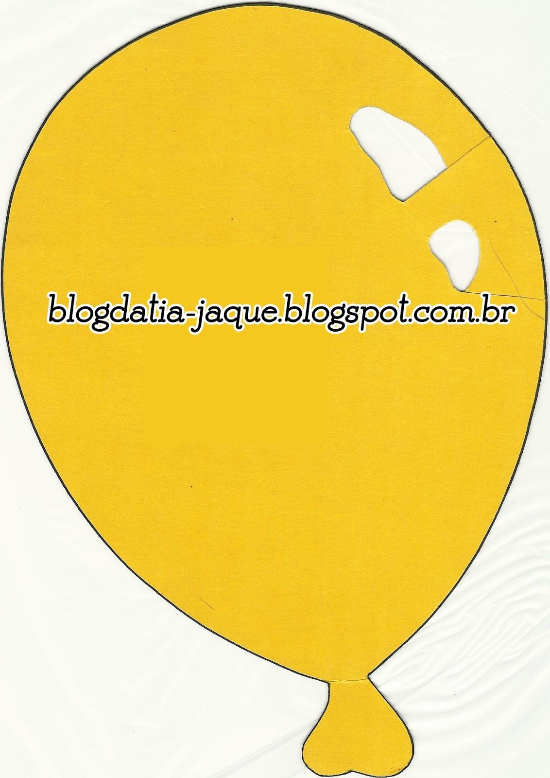 Painel Dos Aniversariantes 2013 Molde Balão
