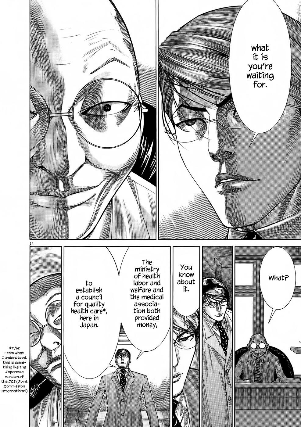 Team Medical Dragon - Chapter 155