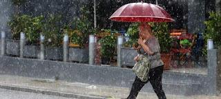 Δελτίο Επιδείνωσης Καιρού: Βροχές και καταιγίδες