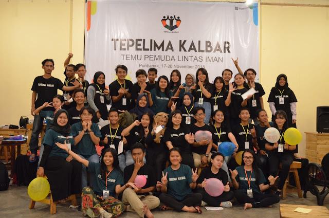 TEPELIMA KALBAR: Bangun Relasi, Aksi Bersama!