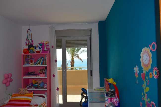 apartamento en venta zona voramar benicasim dormitorio