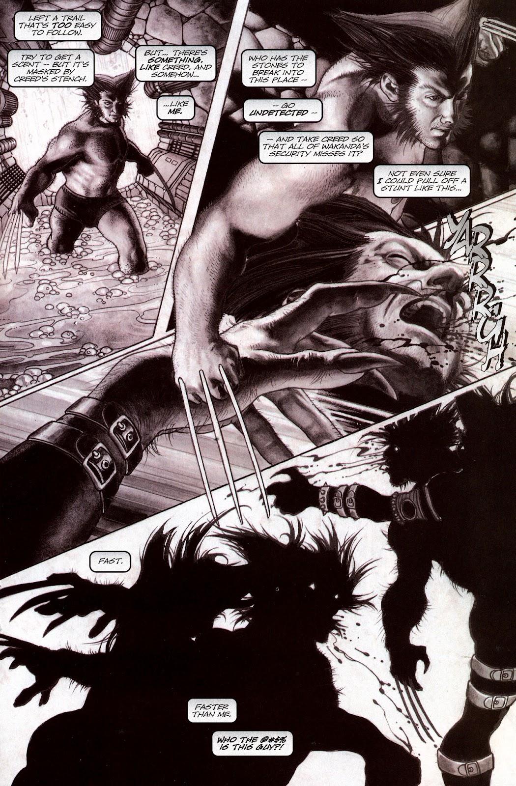 Read online Wolverine (2003) comic -  Issue #53 - 14