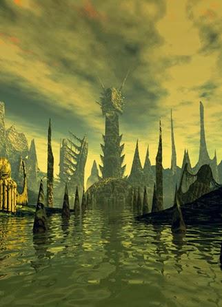 Ο Μαγικός Κόσμος των Ανώτερων Διαστάσεων