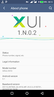 How to install XUI 1 N 0 2 on infinix X510 (Hot 2