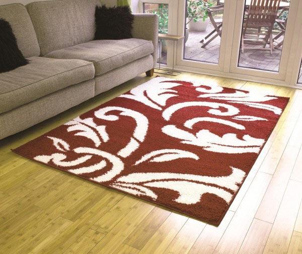 Inspirasi Karpet Unik Dengan Pola Modern