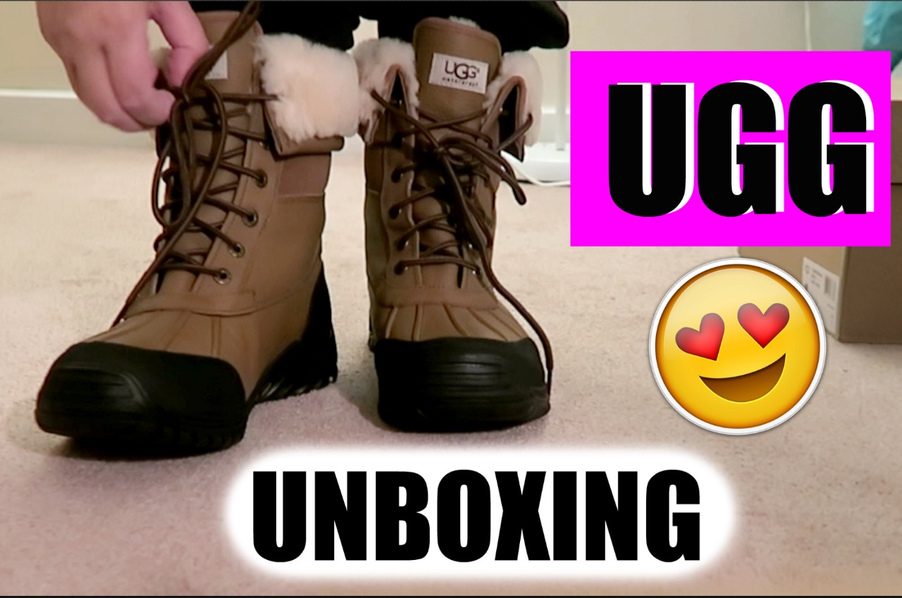 c23dc37f4a5 lifestyle: UGG AUSTRALIA ADIRONDACK II OTTER FROM ZAPPOS UNBOXING 2018